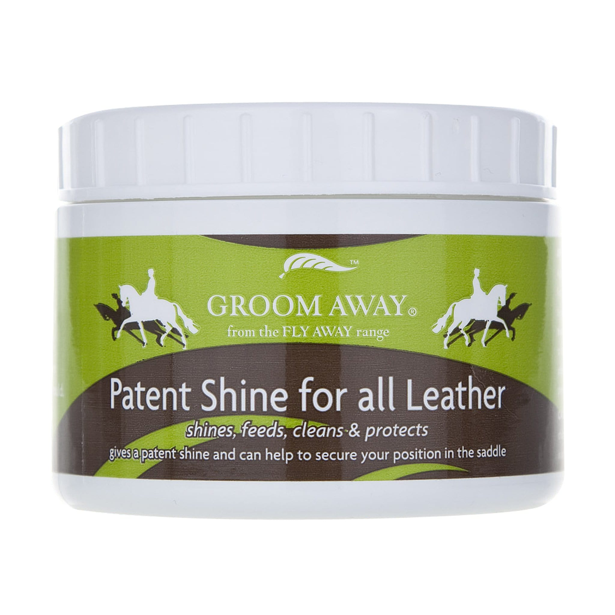Groom Away Patent Shine For All Leather 6898