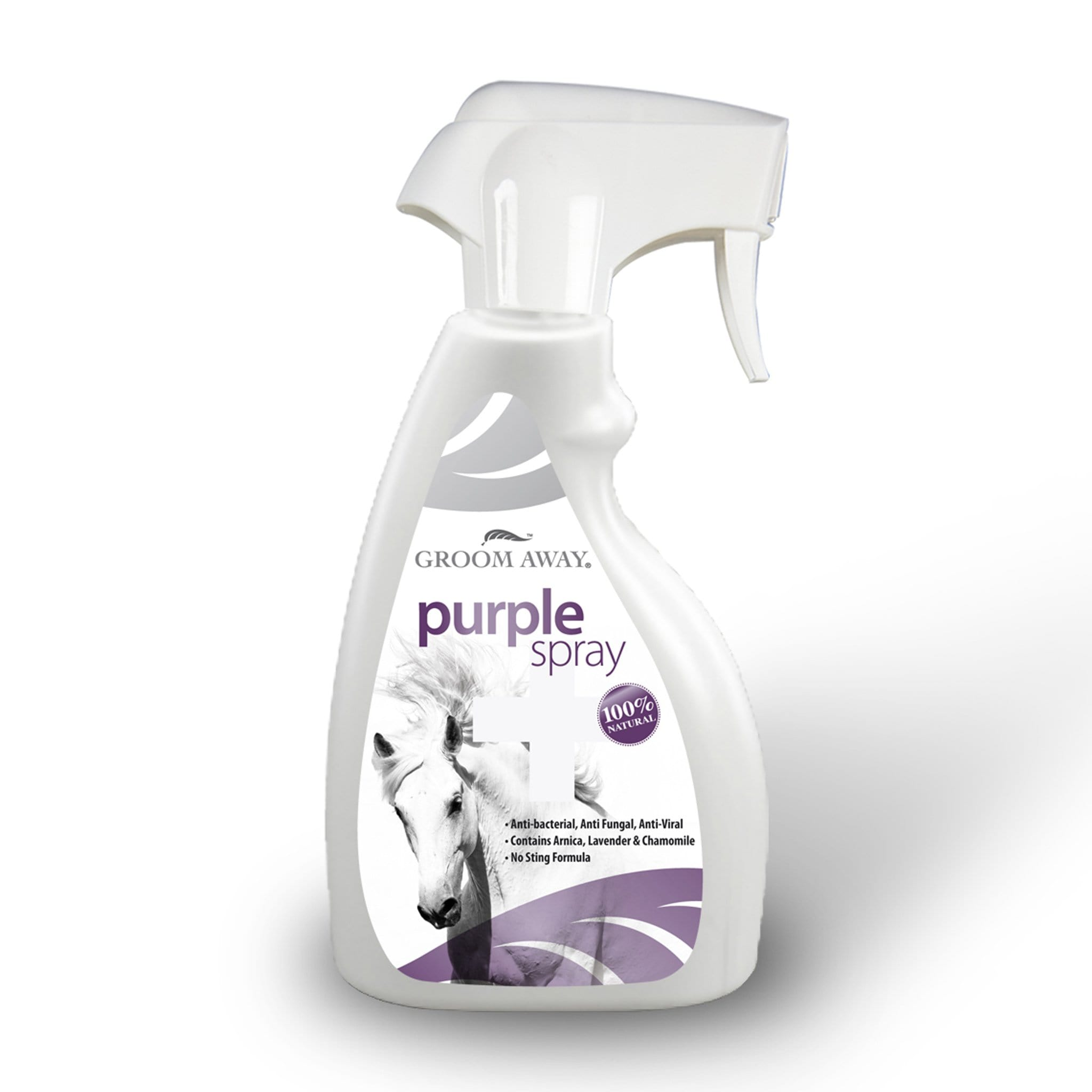 Groom Away Purple Spray 15502