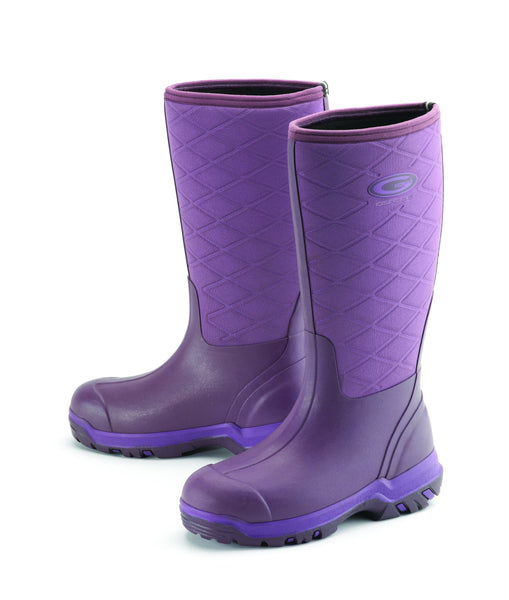 Grubs Iceline Boots Heather GRB0800
