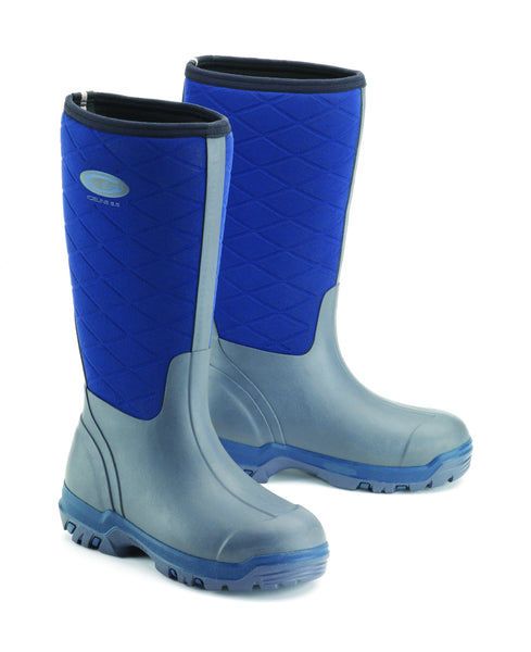 Grubs Iceline Boots Navy GRB0830