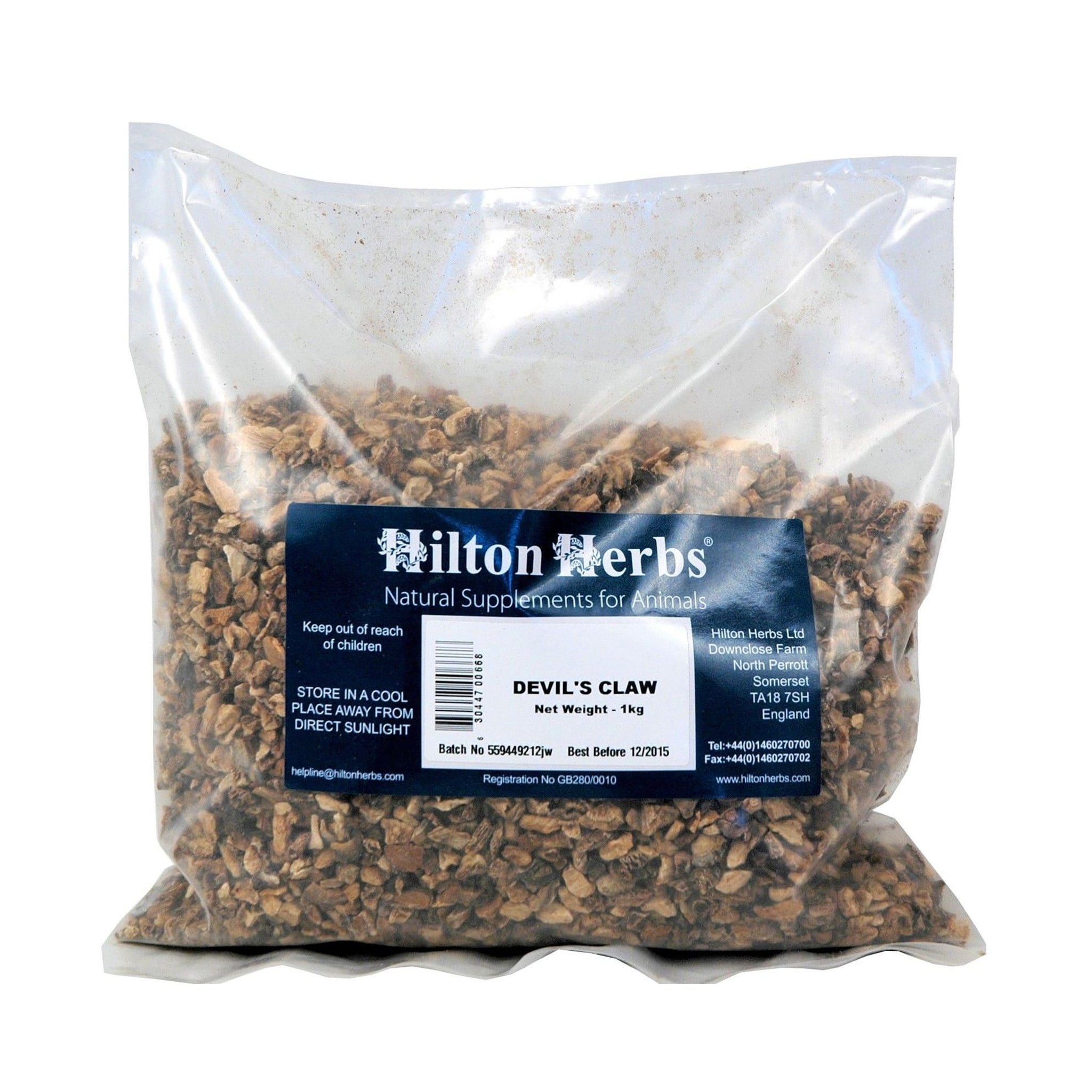 HHS0016 Hilton Herbs Devil's Claw Supplement