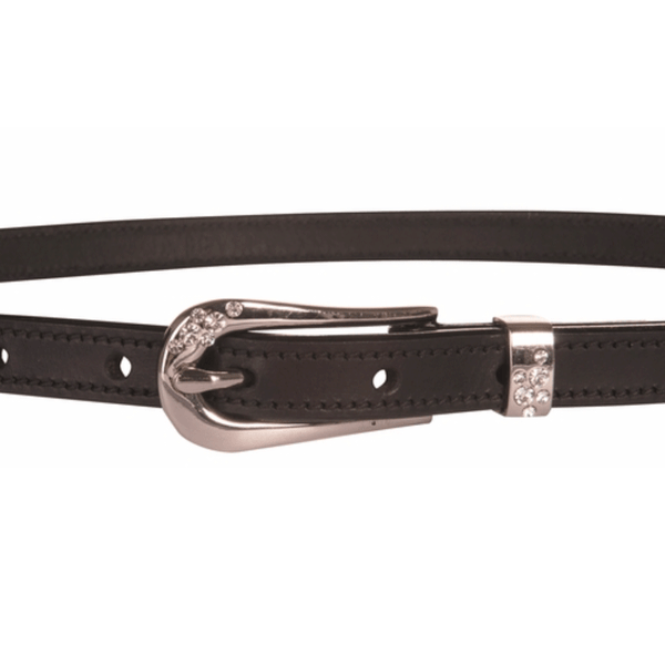 HKM Anna Leather Belt Inset