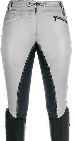 Cavallino Marino Atlantis Full Seat Breeches Front View