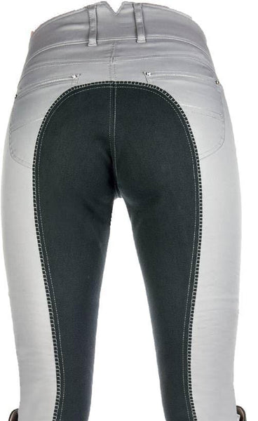 Cavallino Marino Atlantis Full Seat Breeches Rear View