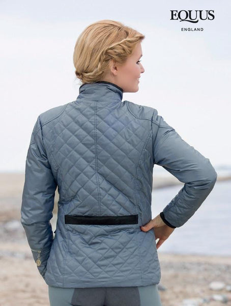 Cavallino Marino Atlantis Quilted Riding Jacket
