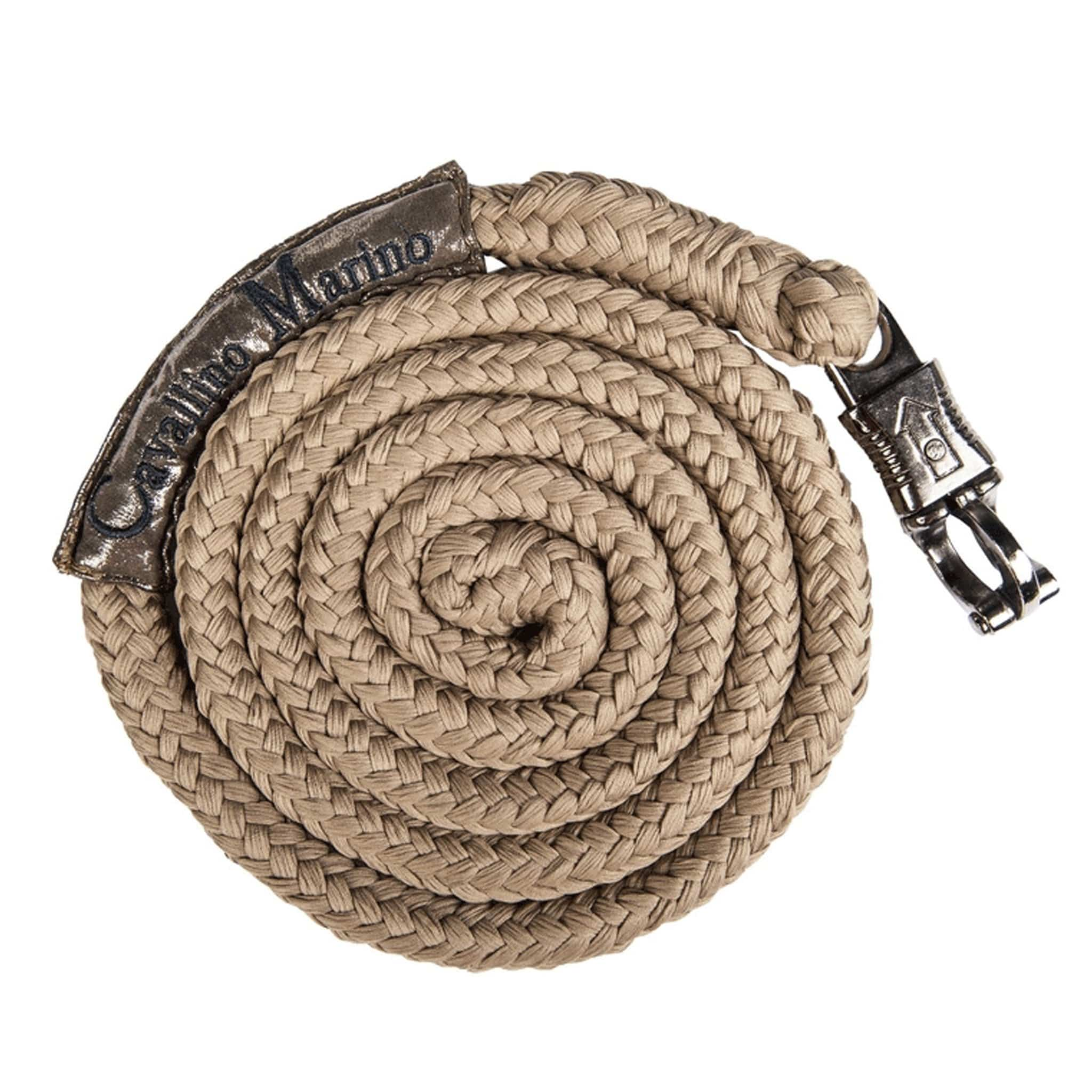 HKM Cavallino Marino Seaside Lead Rope 5458 Sand