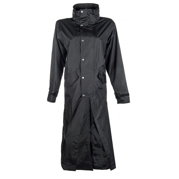 HKM Dublin Long Riding Coat in Black