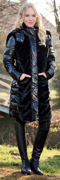 Gloockler Royal Coat in Black
