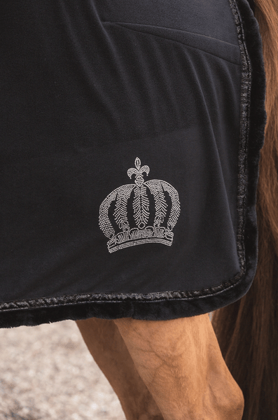 HKM Gloockler Royal Fur Anti Sweat Rug - EQUUS