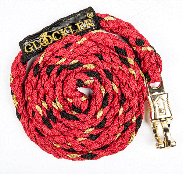 HKM Gloockler Royal Lead Rope - EQUUS