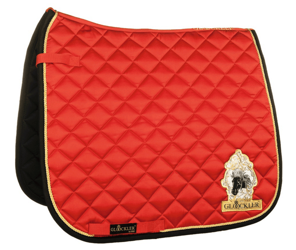 HKM Gloockler Royal Saddle Pad - EQUUS