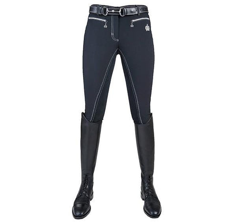 HKM Gloockler Silver Crown Breeches