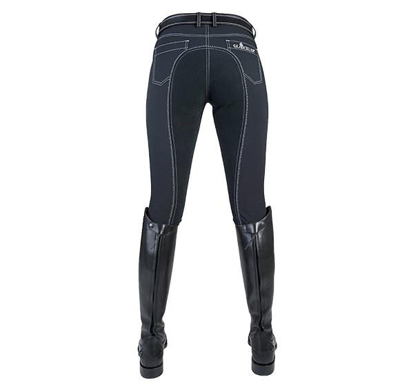 HKM Gloockler Silver Crown Breeches - EQUUS