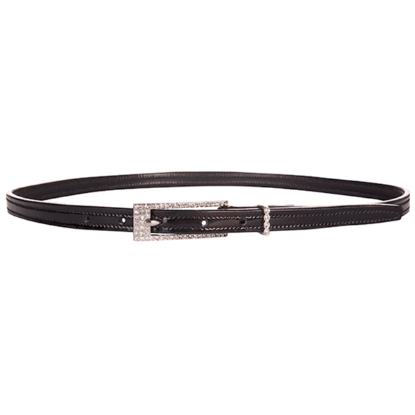 HKM Lena Patent Leather Belt