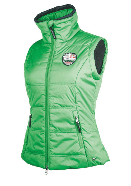 HKM Pro Team Global Team Gilet Side View
