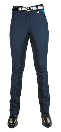 HKM Pro Team Global Team Pocket Flap Jodhpurs