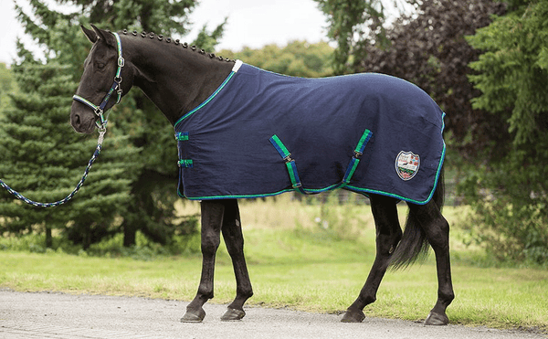 HKM Pro Team Global Team Summer Stable Rug - EQUUS