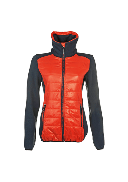 HKM Pro Team Helsinki Indoor Riding Jacket in Red