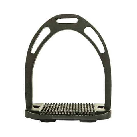 HKM Aluminium Light Stirrup in Black 4762