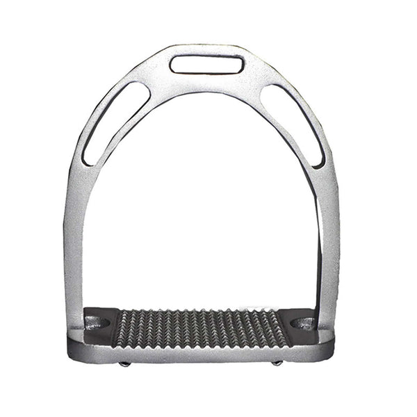 HKM Aluminium Light Stirrup in Silver 4762