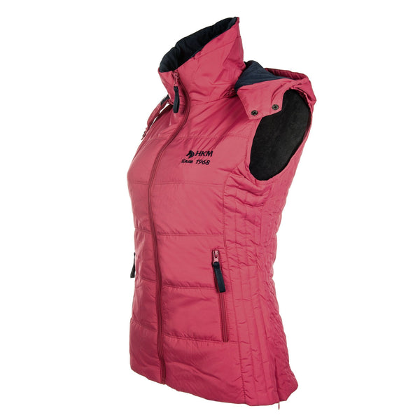 HKM Augsburg Riding Vest in Pink 8300/3900