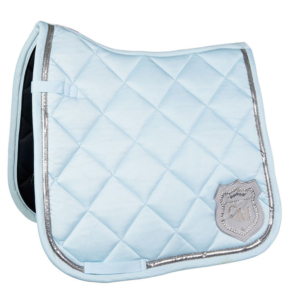 HKM Cavallino Marino Rimini Saddle Cloth in Turquoise 9513