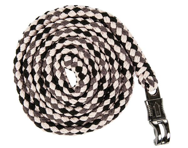 HKM Cavallino Marino Copper Kiss Lead Rope with Safety Clip