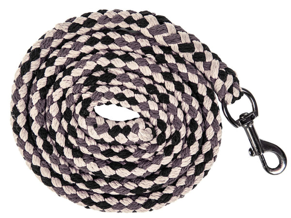 HKM Cavallino Marino Copper Kiss Lead Rope with Snap Clip - EQUUS