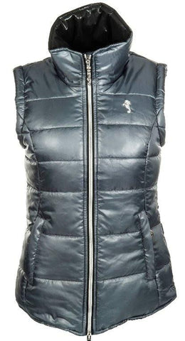 HKM Cavallino Marino Arctic Riding Vest in Deep Grey