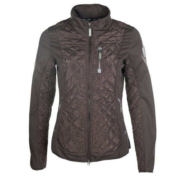 HKM Cavallino Marino Soft Powder Softshell Jacket Studio 8068