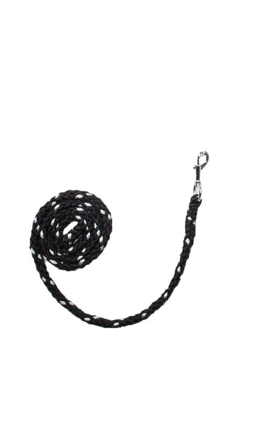 HKM Exclusive Glitter Lead Rope with Snap Clip 8908