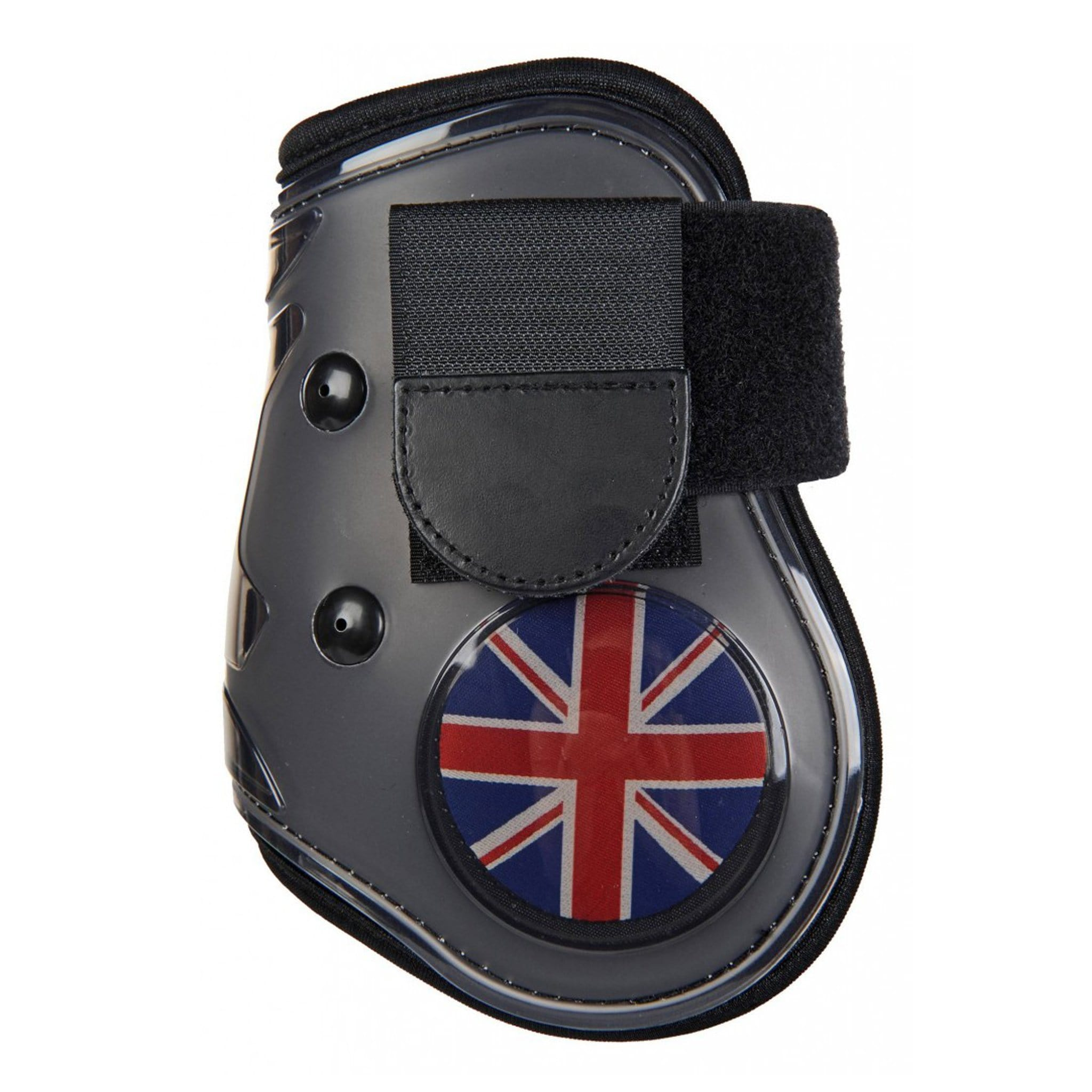 HKM Flags Fetlock Boots GBR 7049 United Kingdom UK