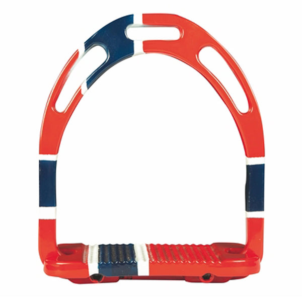 HKM Flags Stirrups Norway 5694