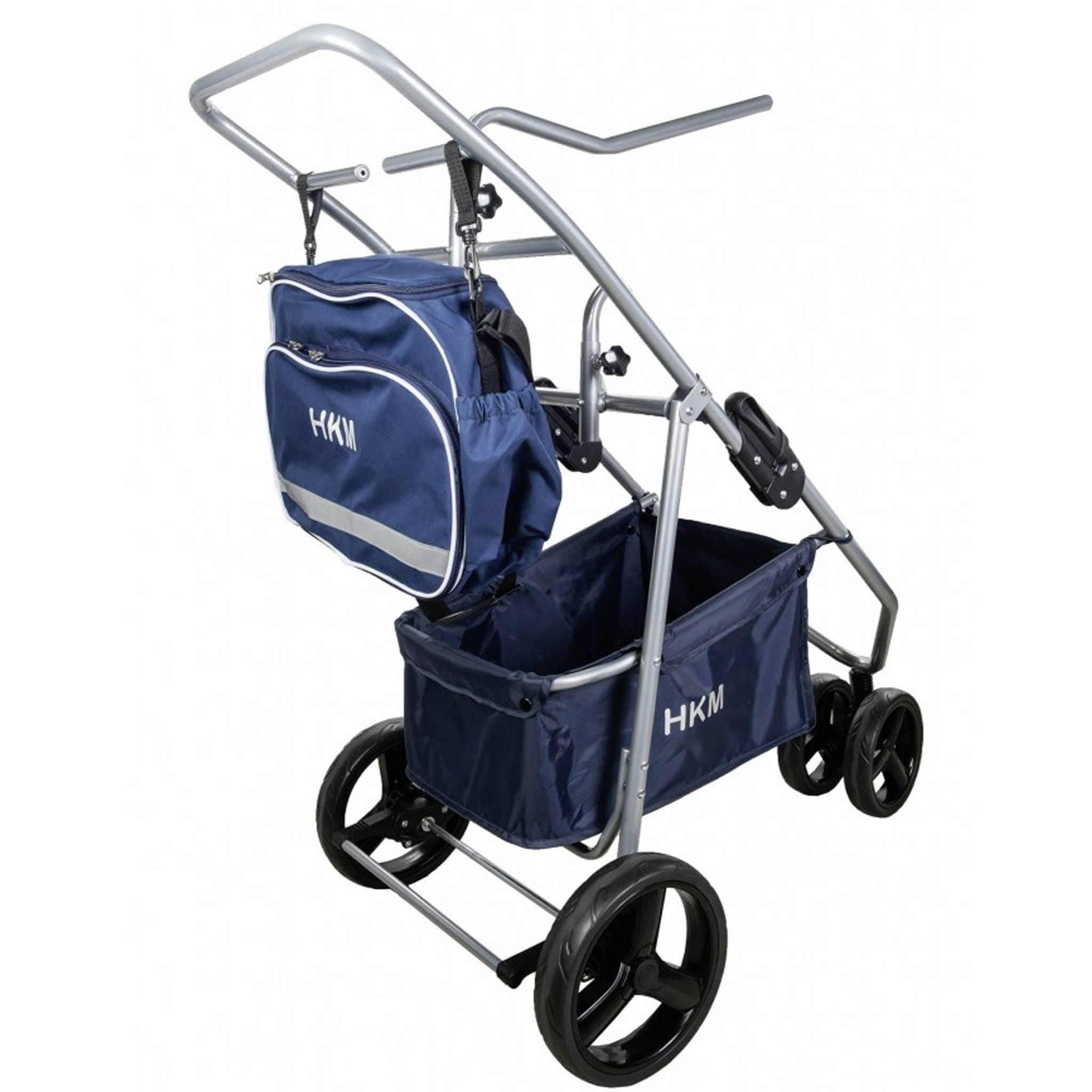 HKM Foldable Tack Trolley 8797