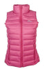 HKM Super Light Ladies Gilet in Pink Front View