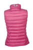 HKM Super Light Ladies Gilet in Pink Rear View