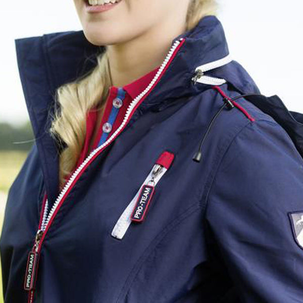 HKM Pro Team International Riding Jacket Close Up 7369 6900