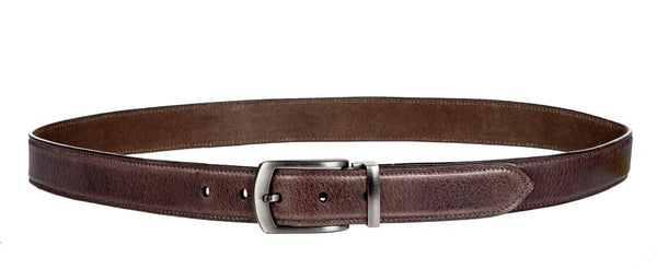 HKM Kingston Men's Belt Dark Brown 9318/2100