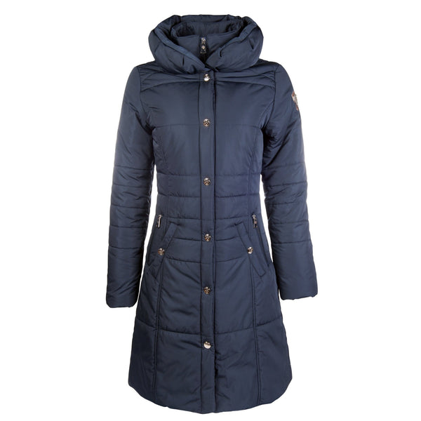 HKM Lauria Garrelli Paris Down Coat Front View 7009/6900