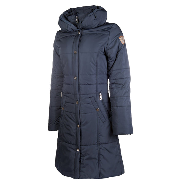 HKM Lauria Garrelli Paris Down Coat Side View 7009/6900