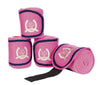HKM Lauria Garrelli Queens Bandages in Pink 8273