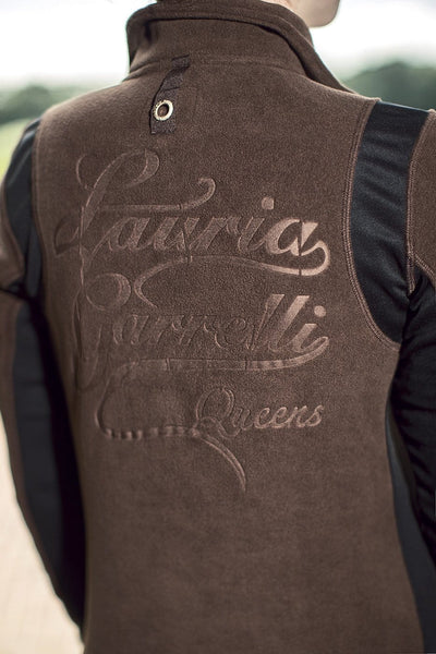 HKM Lauria Garrelli Queens Limited Edition Fleece Jacket - EQUUS