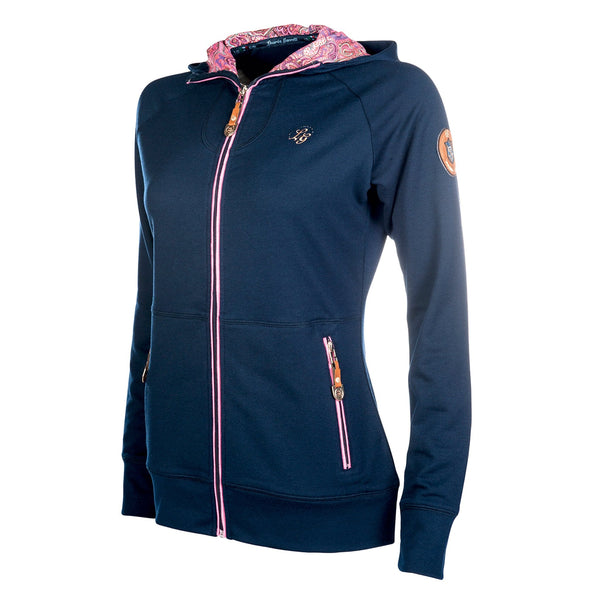 HKM Lauria Garrelli Queens Sweat Jacket 8165