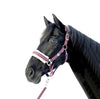 HKM Lauria Garrelli Scotland Head Collar Wine Red 8839/3100