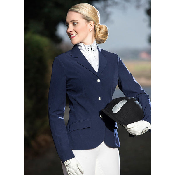 HKM Light Competition Jacket Navy 8680
