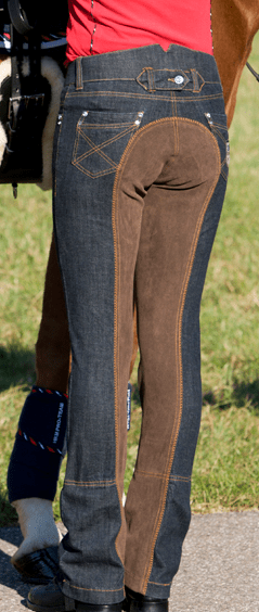 HKM Miss Blink Jodhpurs in Brown
