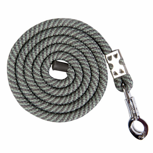 HKM Cavallino Marino Piemont Lead Rope with Panic Hook 10315