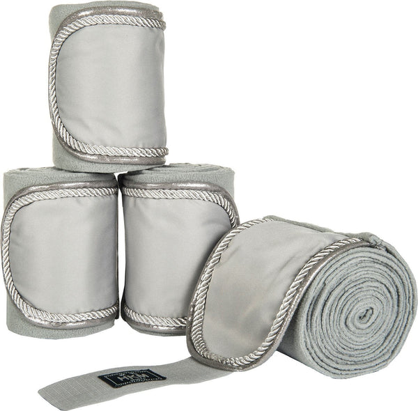 HKM Premium Bandages in Silver