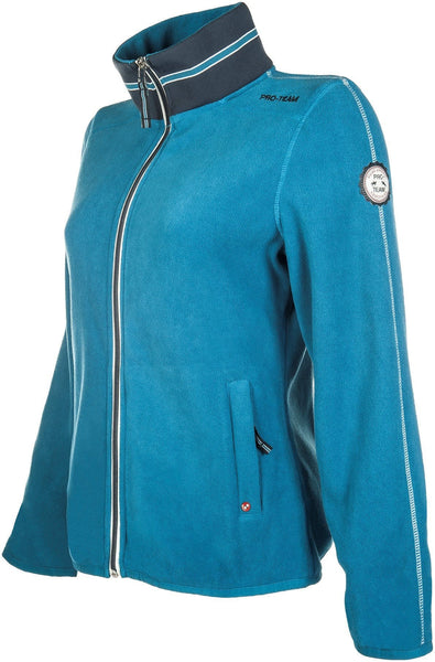 HKM Pro Team Dynamic Children's Fleece Riding Top - EQUUS