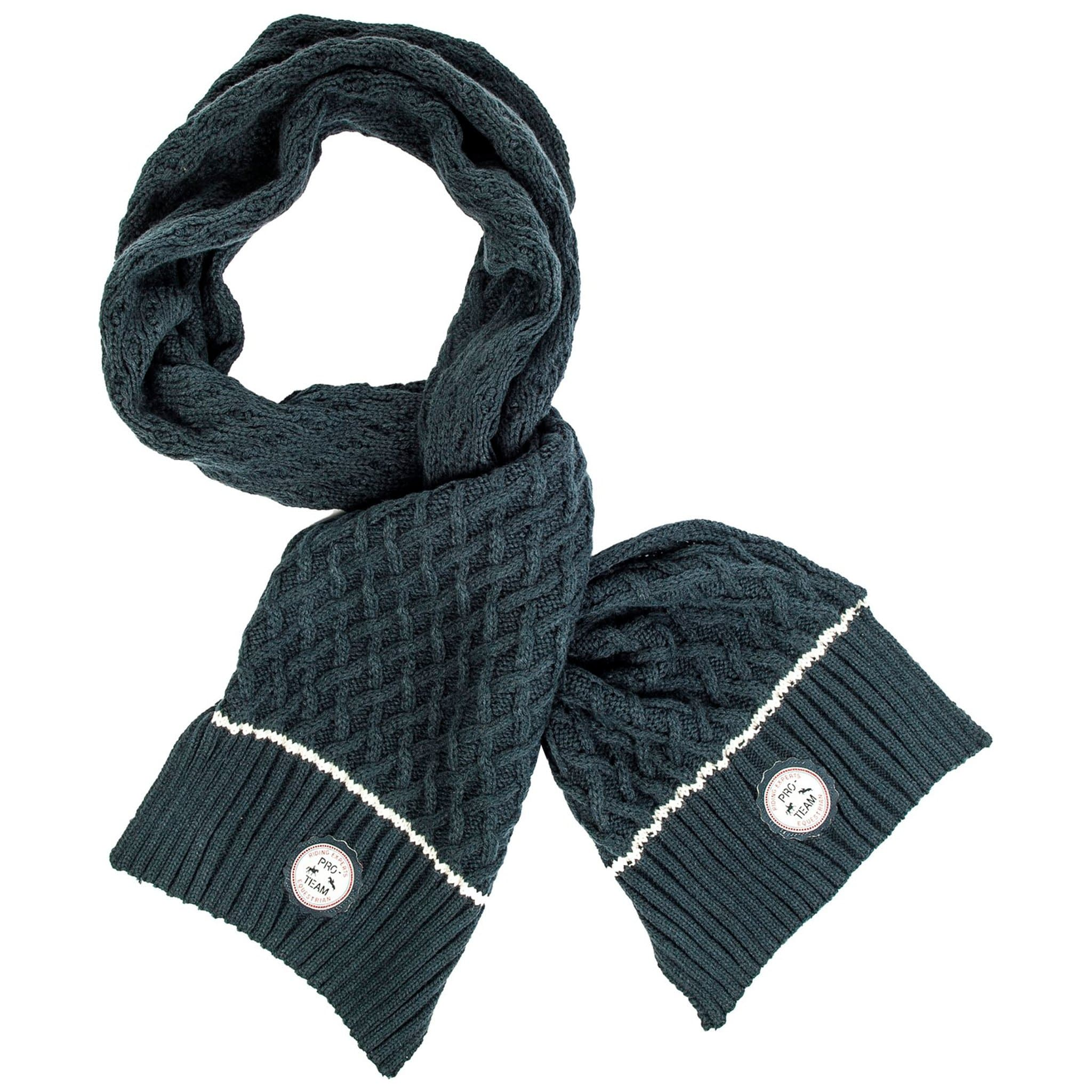 HKM Pro Team Dynamic Knitted Scarf 6869
